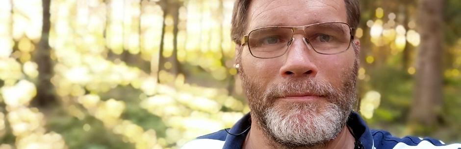 Peter Nordlund är grävallvarlig.