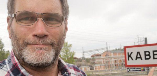 Grävallvars Peter Nordlund ökar kunskapen kring grävskador.